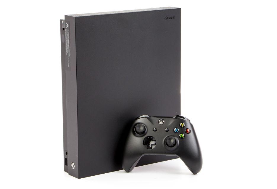 Xbox One X -  świetny wstęp do świata 4K  | zdjęcie 4