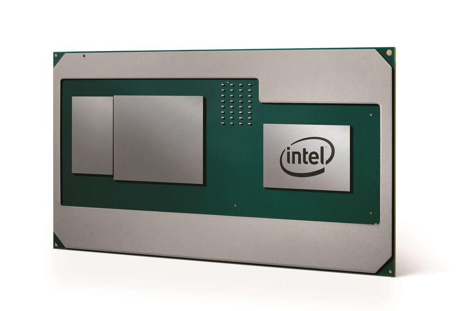 Intel potwierdza procesor z grafiką AMD - kompaktowe laptopy będą jeszcze wydajniejsze