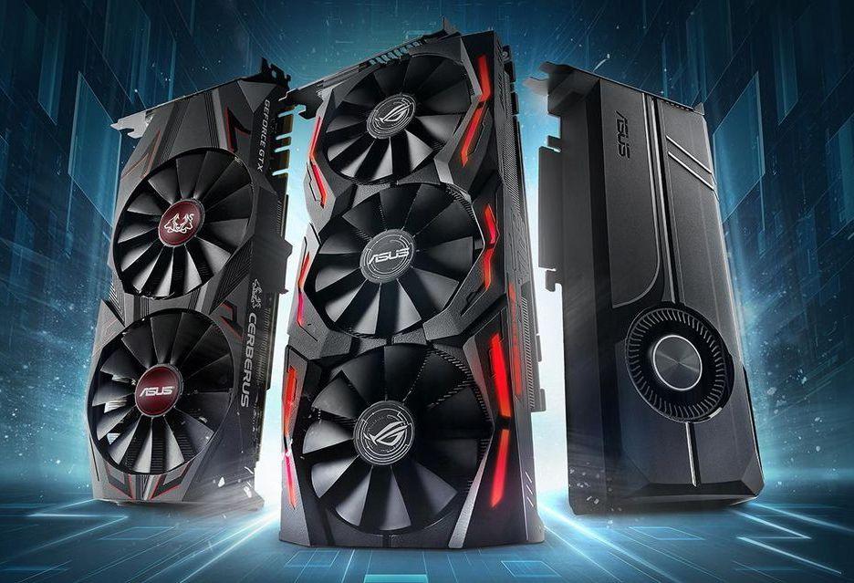 ASUS GeForce GTX 1070 Ti w niereferencyjnej wersji Cerberus