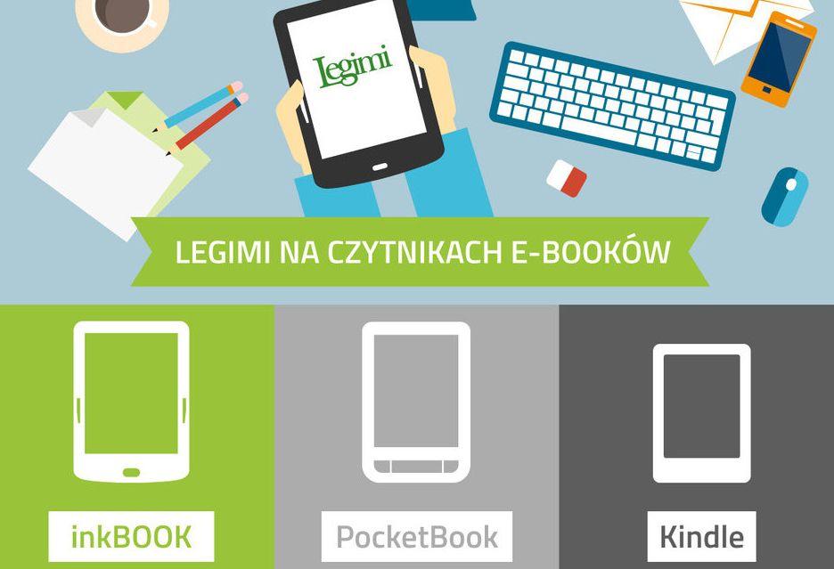 Legimi - jakie są różnice na poszczególnych czytnikach e-booków?