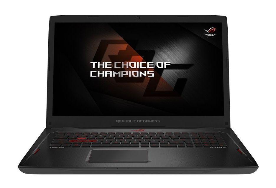 ASUS ROG Strix GL702ZC - pierwszy laptop z AMD Ryzen 7 już dostępny w Polsce