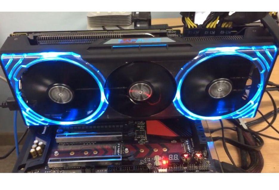Sapphire szykuje kartę Radeona RX Vega 64 w wersji Nitro - wiemy czego się spodziewać