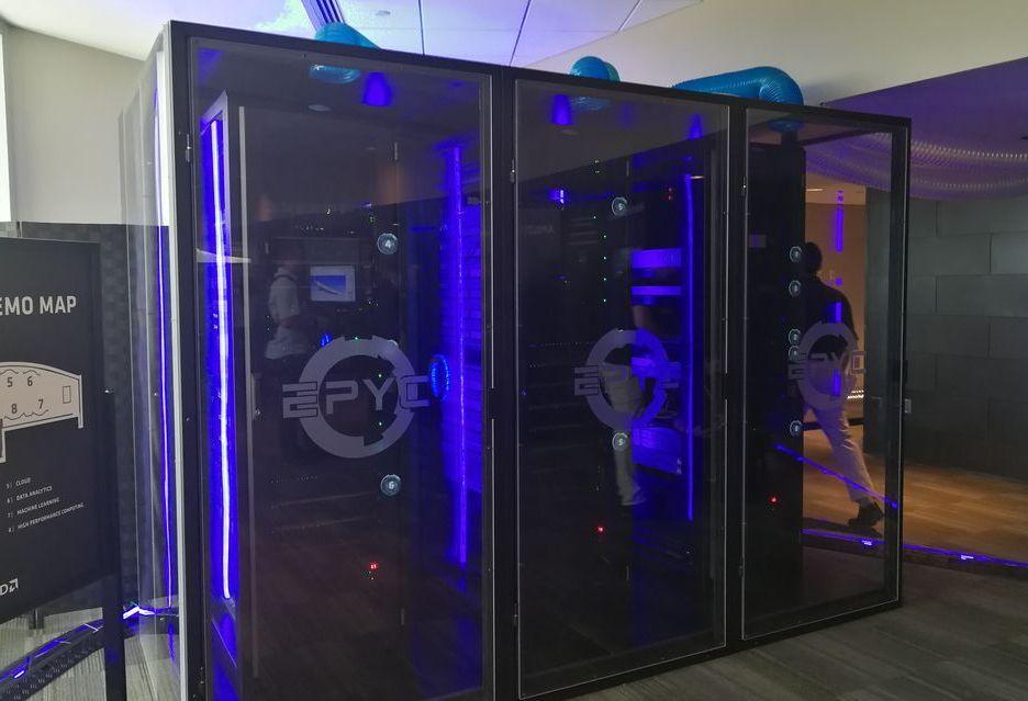 AMD na SC17 - większa dostępność systemów z procesorami Epyc
