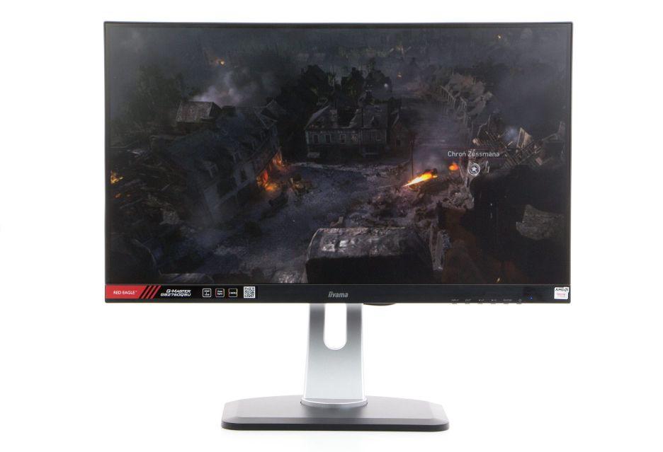 iiyama G-Master GB2760QSU - szybki monitor do gier z rozdzielczością WQHD | zdjęcie 2