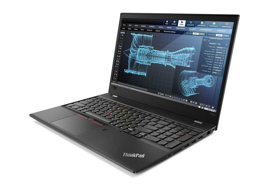 Lenovo ThinkPad P52s - mobilna stacja robocza w ultrasmukłej wersji