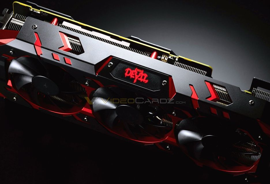 PowerColor szykuje diabelskiego Radeona RX Vega 64 [AKT.]