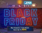 Trwa Black Friday w Geekbuying - rabaty do nawet 90%