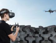 DJI chce nam pokazać, co widzi pędzący dron