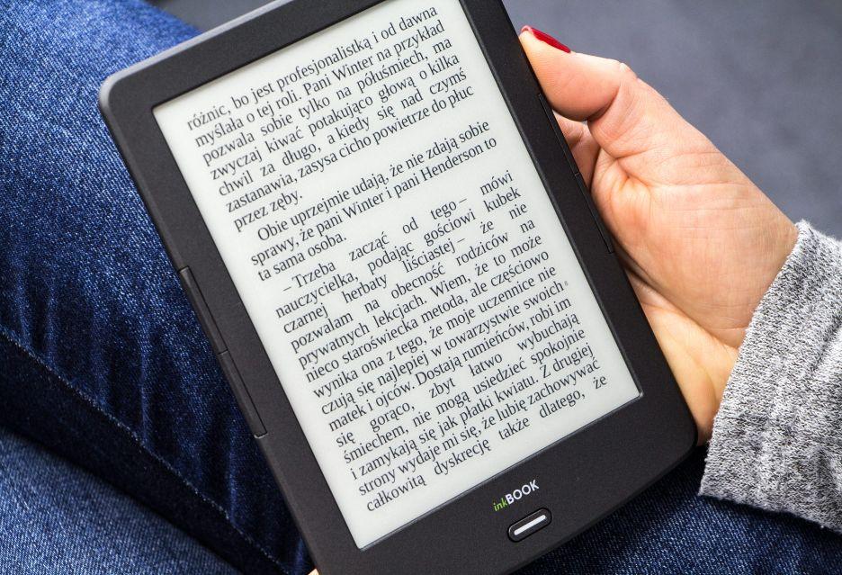 inkBOOK Classic 2 - świetny czytnik na start | zdjęcie 2