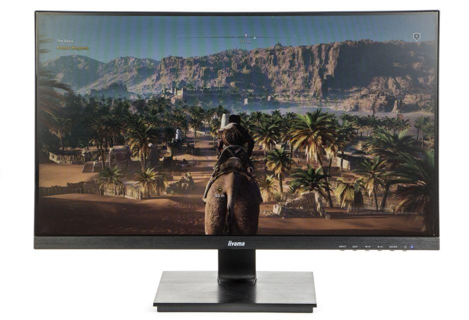 iiyama G-Master G2530HSU - tani monitor do gier | zdjęcie 1