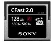 Dysk czy karta pamięci - z Sony CFast 2.0 128 GB to nie ma znaczenia