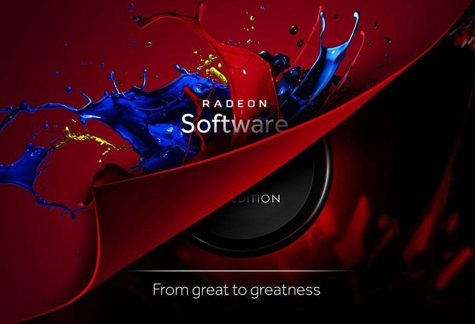 AMD zapowiada nowe sterowniki Radeon Software Adrenalin Edition