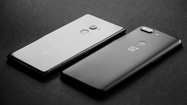 OnePlus 5T - recenzja i porównanie do Xiaomi Mi Mix 2