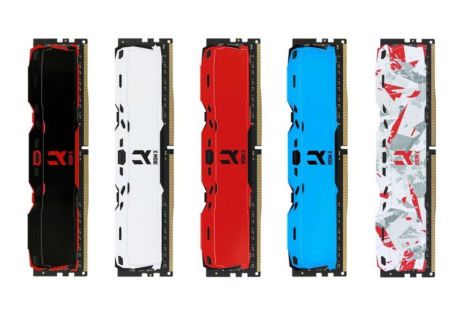 GOODRAM prezentuje pamięci IDRM X DDR4 - szybsze i efektowniejsze