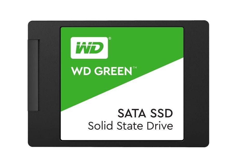 WD Green SSD w nowej rewizji - producent ostrożnie podchodzi do szczegółów