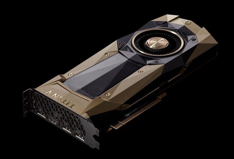 Nvidia prezentuje Titan V - topową kartę dla komputerów PC