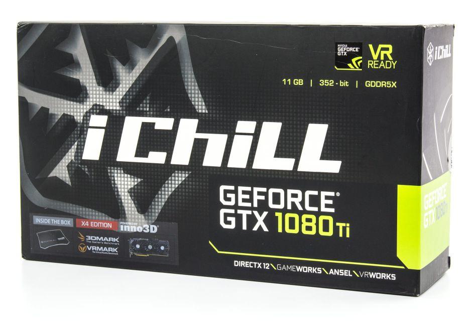 Inno3D iChill GeForce GTX 1080 Ti X4 Ultra - wydajność przede wszystkim | zdjęcie 2