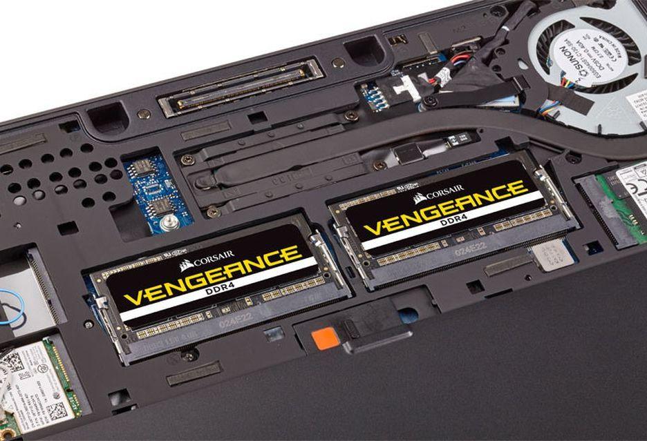 Corsair prezentuje najszybszy zestaw pamięci DDR4 SO-DIMM