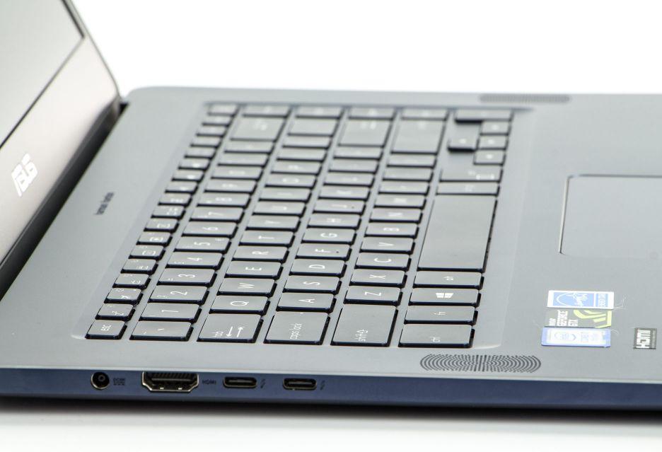 Asus ZenBook Pro UX550VD - wszechstronny laptop klasy premium | zdjęcie 3