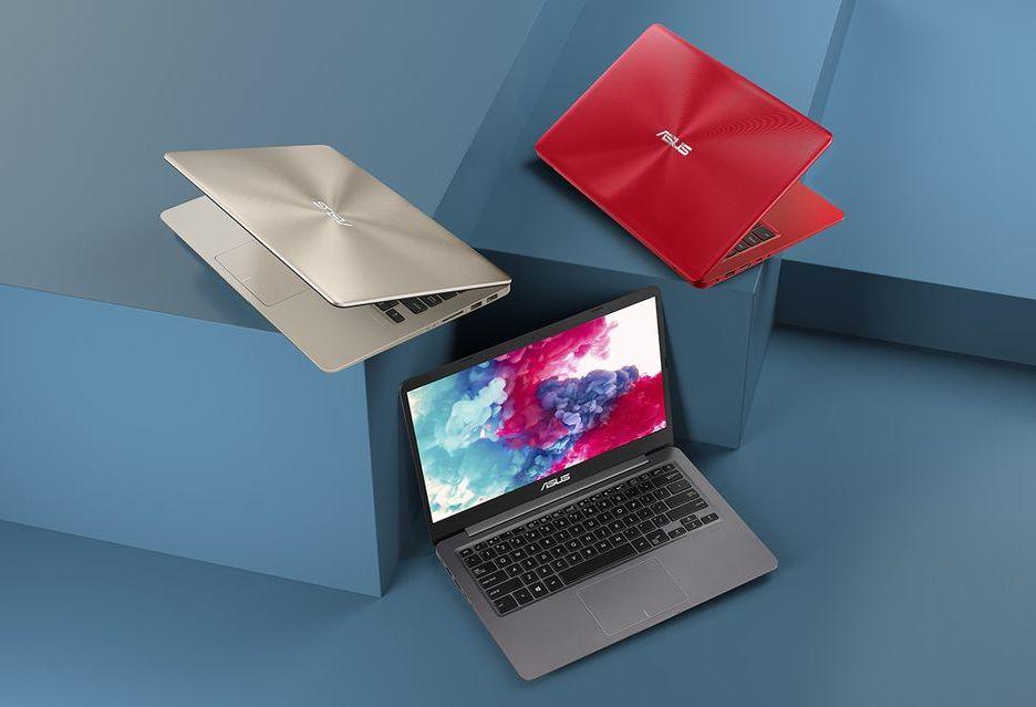 ASUS prezentuje nową wersję VivoBook 14 - elegancki, kompaktowy i wydajny