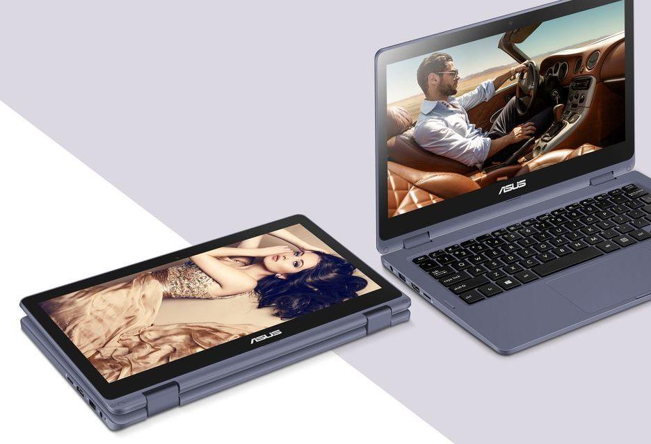 ASUS TP202 - konwertowalny laptop dla mniej wymagających