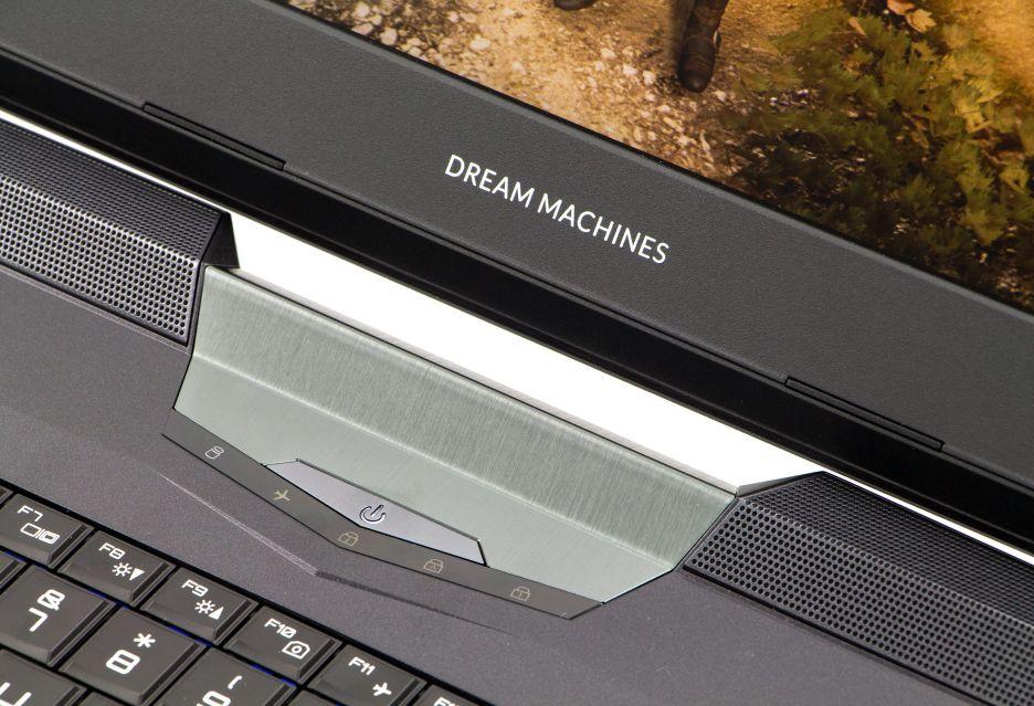 Dream Machines X1080 - wszechmocny laptop do gier | zdjęcie 4