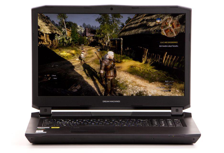 Dream Machines X1080 - wszechmocny laptop do gier | zdjęcie 2