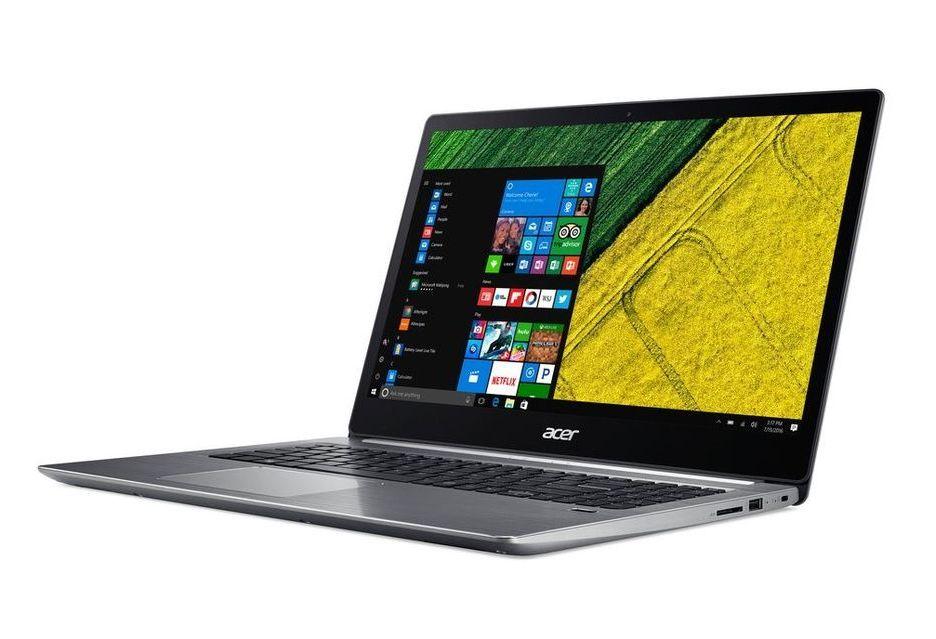 Acer Swift 3 też z procesorem AMD Ryzen 7 2700U - znamy cenę