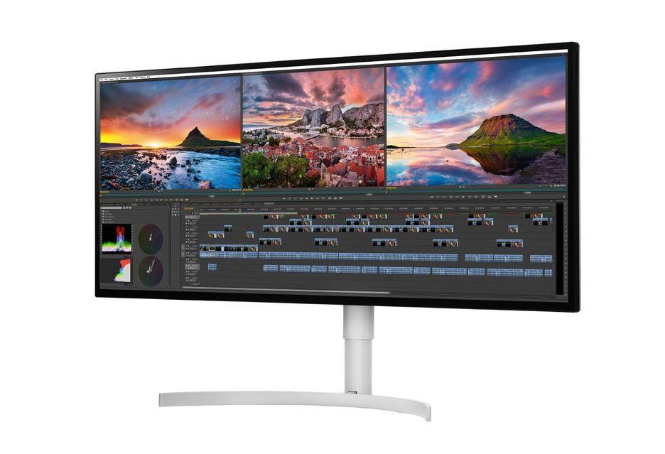 LG zapowiada trzy nowe monitory z matrycą Nano IPS