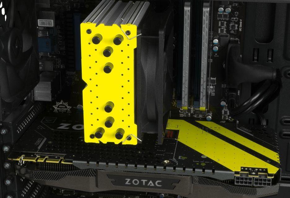 SilentiumPC prezentuje kolorowe topy do coolerów - moderzy będą zadowoleni