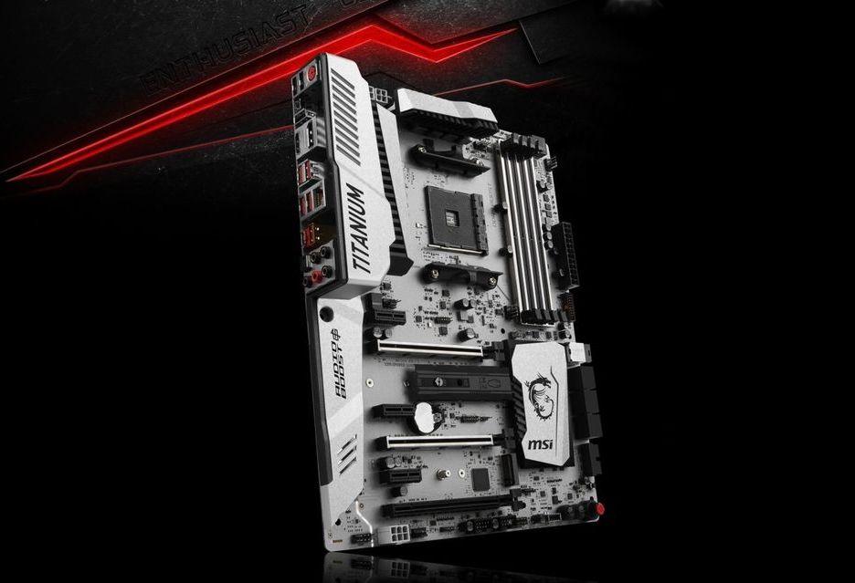 AMD szykuje nowe chipsety z serii 400