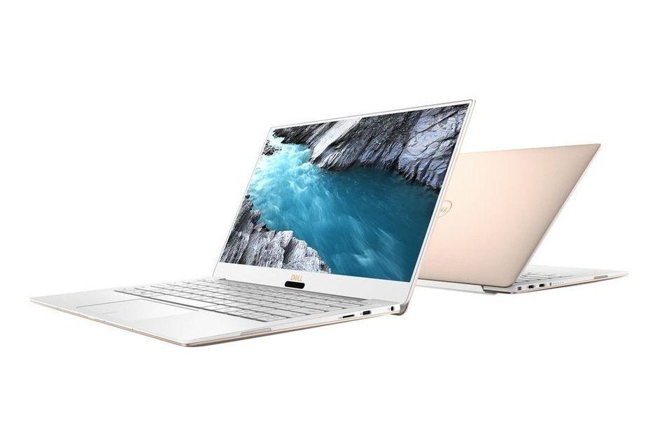 Dell XPS 13 w wersji 2018 - cieńszy, wydajniejszy i ładniejszy