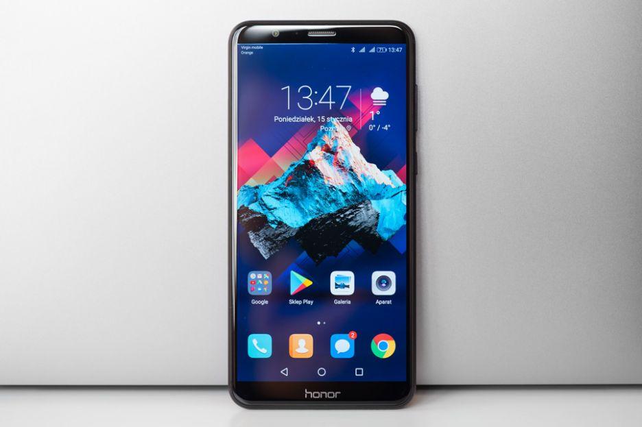 Honor 7X - test | zdjęcie 1