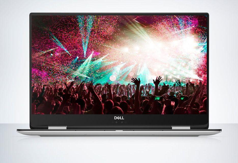 Dell XPS 15 2-w-1 w nowej wersji z Kaby Lake-G - na pokładzie Intel i grafika Vega