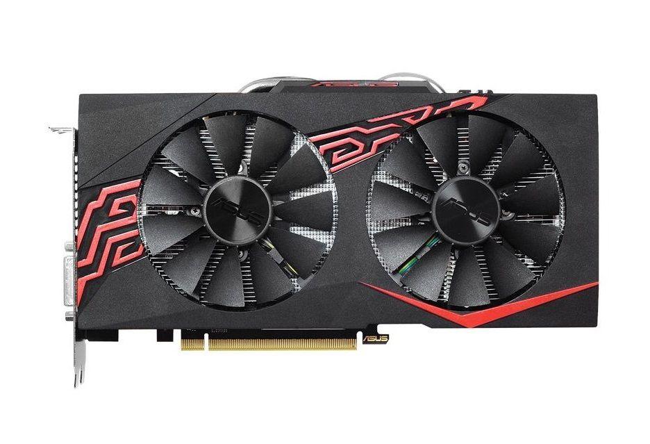 ASUS też ma kartę GeForce GTX 1060 5GB