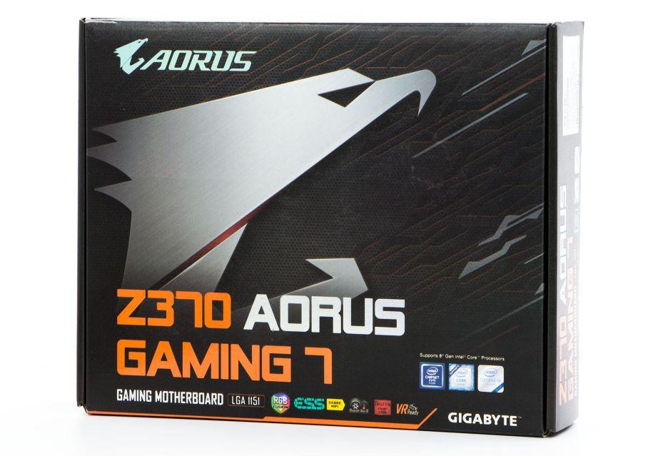Gigabyte Z370 AORUS Gaming 7 - konkret dla Coffee Lake | zdjęcie 2