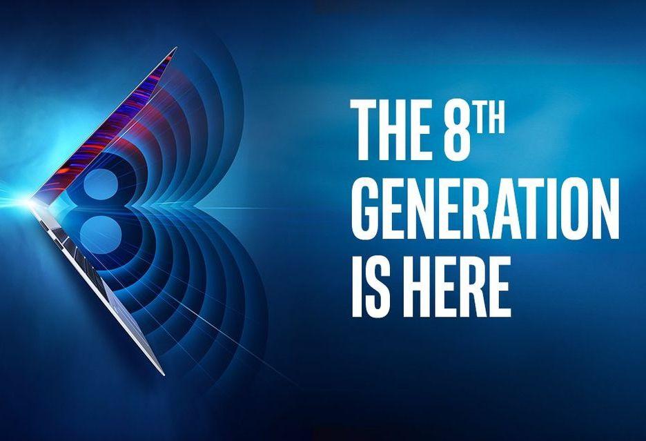 Intel Coffee Lake-H - znamy specyfikację nowych procesorów dla laptopów