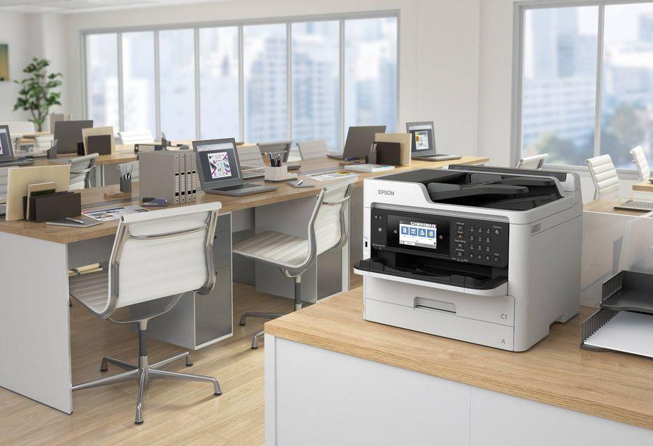 Epson prezentuje najnowsze biznesowe drukarki z linii WorkForce Pro