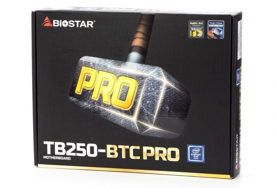 Biostar TB250-BTC PRO - podstawa koparki kryptowalut | zdjęcie 2