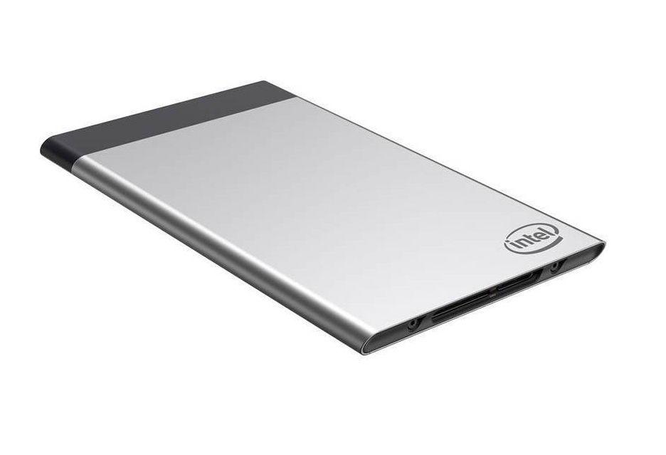 Intel Compute Card - komputerek wielkości karty kredytowej już w Polsce