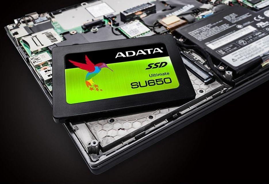 Ultimate SU650 - ADATA walczy w segmencie tanich SSD