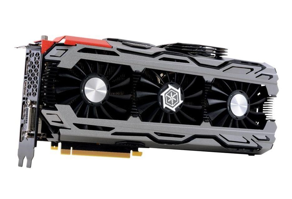 Inno3D przedstawia kartę iChill GeForce GTX 1080 z czterema wentylatorami
