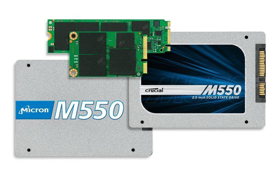 Micron/Crucial ujawnia plany wydawnicze SSD na 2018 - w końcu NVMe i QLC NAND