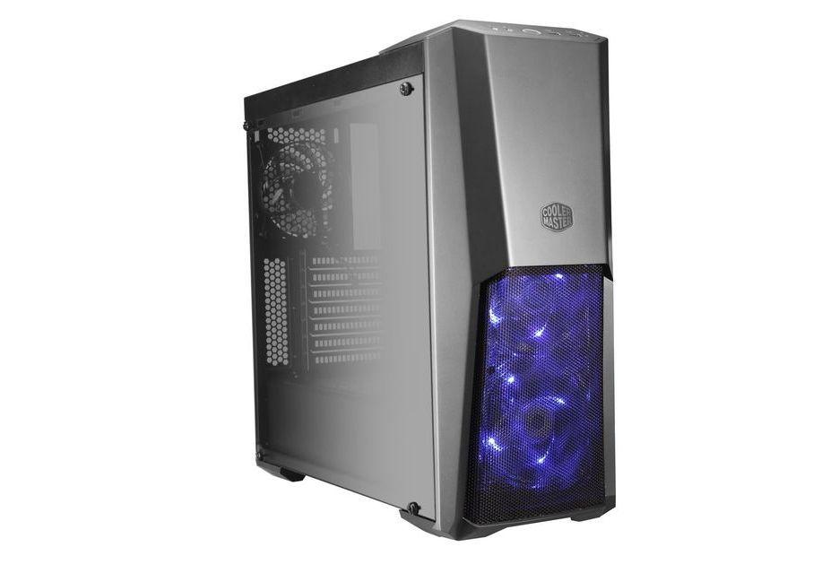 Cooler Master MasterBox MB500 - gamingowa obudowa z podświetleniem RGB LED