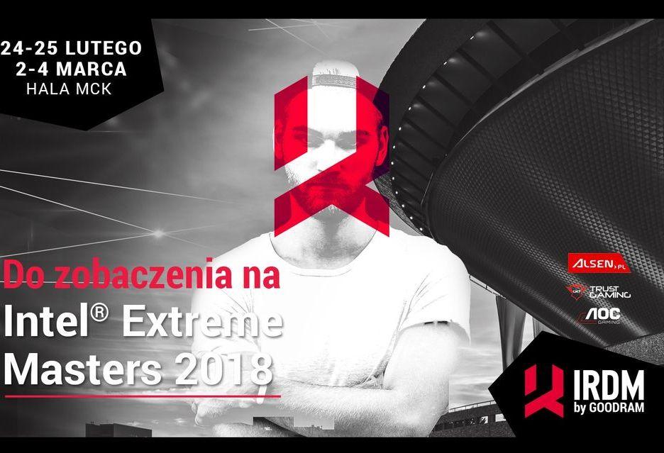 GOODRAM na IEM 2018 - jakie atrakcje na stoisku polskiego producenta?
