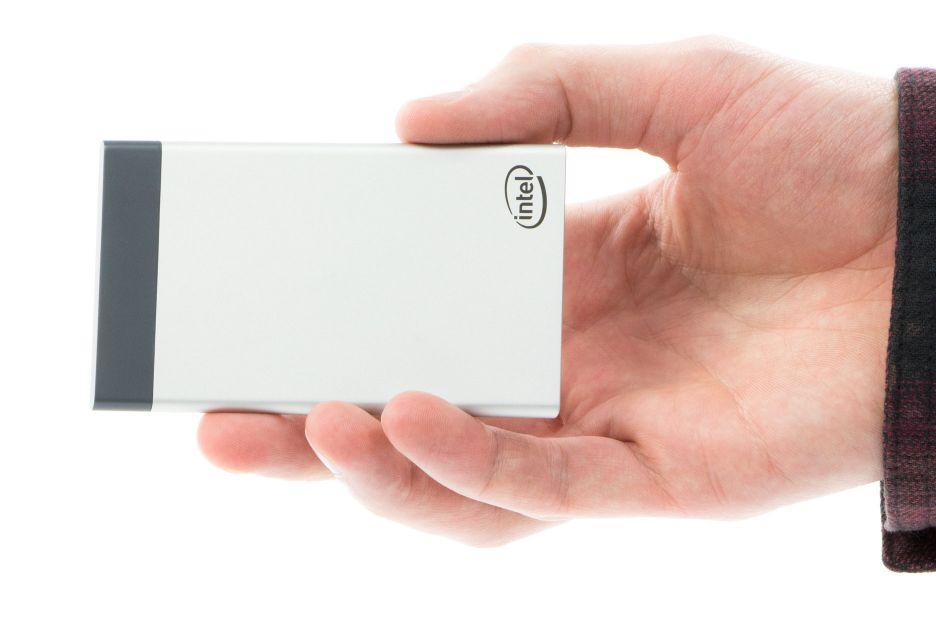 Intel Compute Card - komputer wielkości karty bankowej (no prawie) | zdjęcie 2