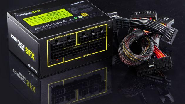 Chieftec Compact CSN-550C - zasilacz SFX który możemy polecić, ale...