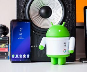 Samsung Galaxy S9+ - test