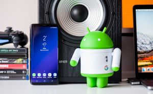 Samsung Galaxy S9+ - test