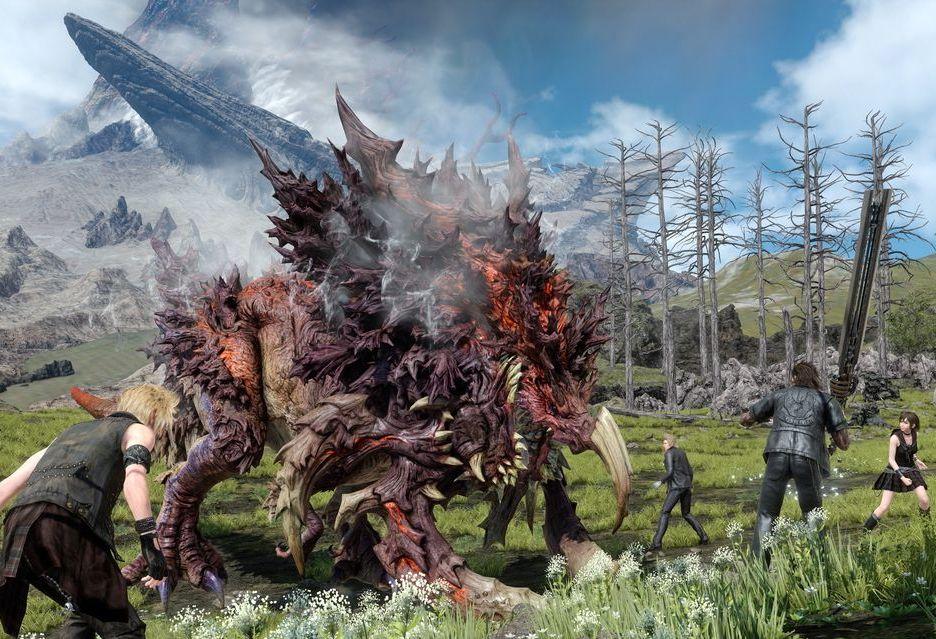 Final Fantasy XV Windows Edition - jakie efekty wizualne możemy podziwiać w grze?